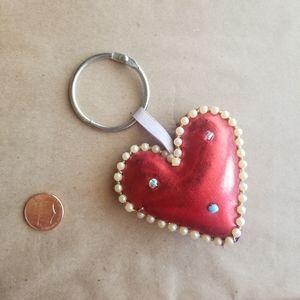 Boho Key Ring